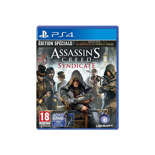 اجاره بازی Assassin's Creed Syndicate - PS4