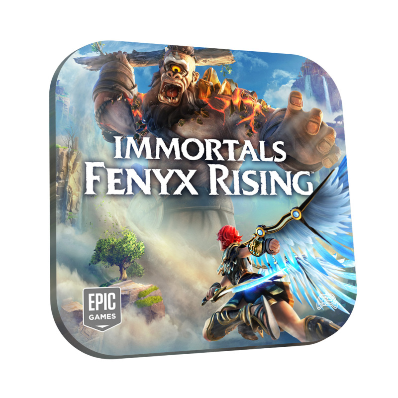 Immortals Fenyx Rising - Epic Games