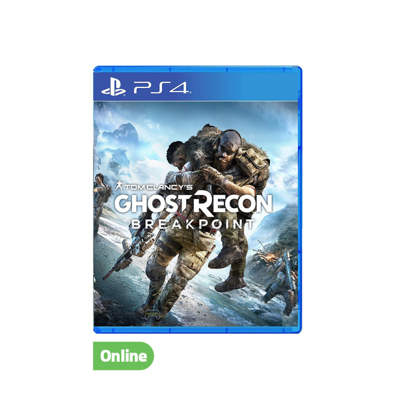 اجاره بازی Ghost Recon: Breakpoint